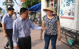 """Phó Chủ tịch quận Bình Tân: """"Mọi người chấp hành nghiêm, không có ông lớn, ông nhỏ gì hết"""""""