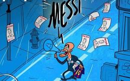 Với 100 triệu bảng, Messi sẽ về Man City?