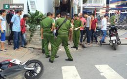 Truy đuổi, đâm chém nhau trên đường phố Sài Gòn, người dân hoảng sợ