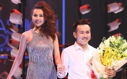 Thanh Hằng được mời làm vedette bộ sưu tập đẳng cấp của Lê Thanh Hòa