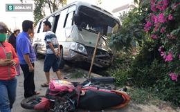 Bình Dương: Xe du lịch vượt đèn vàng tông chết 2 học sinh, 1 phụ nữ mang thai