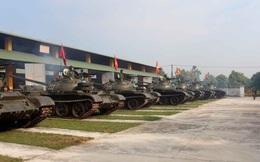 """Màn """"pháo hoa"""" mừng chiến thắng độc nhất vô nhị đêm 30.4.1975 của Bộ đội xe tăng"""