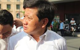"""Trên đường đi làm, ông Đoàn Ngọc Hải gọi điện bắt phạt ngay đơn vị """"rải"""" bùn ra đường"""