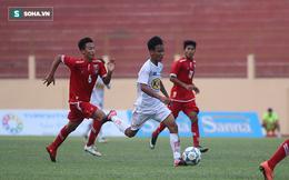 Thua U19 Myanmar, HLV Graechen lần đầu nhận lỗi