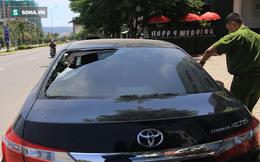 Hàng loạt xe ô tô bị đập phá trong đêm tại Đà Nẵng