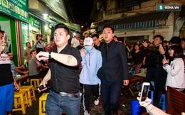 Hàng nghìn khán giả chen lấn, chờ tới nửa đêm để gặp Sơn Tùng MTP