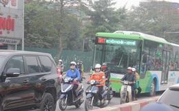 Cố tình đi lấn làn xe buýt nhanh sẽ bị phạt bao nhiêu tiền?