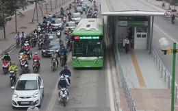 Từ ngày 6/2, buýt nhanh Hà Nội sẽ chính thức thu phí