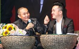 Danh hài Xuân Hinh phá lệ, vừa hát vừa diễn hài ở show Dương Ngọc Thái