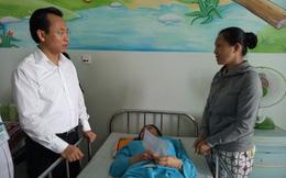 """Bí thư Nguyễn Xuân Anh: """"Mỗi lần thăm các cháu ung thư, tôi đều có cảm giác rất nặng nề"""""""