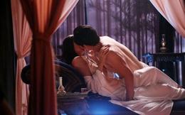 Cảnh nóng táo bạo của Thanh Hằng trong phim Mẹ chồng