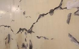Hàng loạt vết nứt xuất hiện, đơn vị quản lý vẫn nói hầm Hải Vân an toàn?