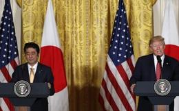 Trump, Abe phản đối vũ lực, cải tạo biển Đông