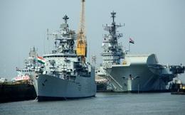 Hải quân Ấn Độ sẽ được bàn giao 100 tàu chiến trong 2017