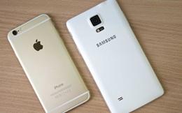 Apple đang giúp Samsung làm giàu