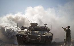 Nổ liên tiếp rung chuyển căn cứ không quân Syria, nghi Israel nã rocket