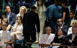 Đại sứ Triều Tiên rời khỏi phòng, tẩy chay bài phát biểu của ông Donald Trump