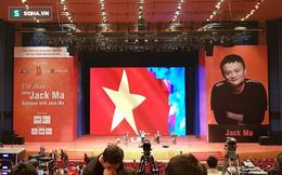 Trực tiếp Jack Ma đối thoại với sinh viên Việt Nam tại Trung tâm Hội nghị Quốc gia