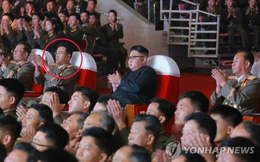 Thử thành công ICBM, sĩ quan Triều Tiên được ban thưởng hàm thượng tướng