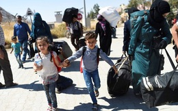 Quân đội Syria giải phóng 87% lãnh thổ khỏi sự chiếm đóng của IS