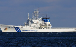 Nhật Bản chuyển giao tàu tuần tra cỡ lớn cho đối tác Đông Nam Á