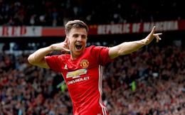 Ghi bàn ngay trận ra mắt, sao trẻ Man United vẫn phải bán xới sang đội hạng 2