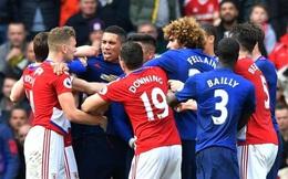 Sau chiến thắng, Jose Mourinho tham gia ẩu đả với đối thủ
