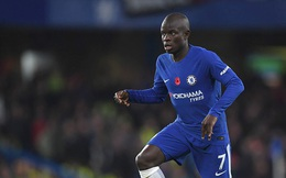 Kante trở lại, Chelsea hồi sinh