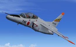 Máy bay huấn luyện Kawasaki T-4 và nhiệm vụ có một không hai trên bán đảo Triều Tiên