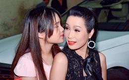 Chân dung con gái vừa bước sang tuổi 15 của Á hậu Trịnh Kim Chi