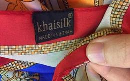 Việt Nam nhập khăn tơ tằm Trung Quốc với giá bao nhiêu?