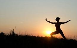Đây là lý do vì sao đừng đợi mắc ung thư mới tập khí công, yoga hoặc đi bộ!