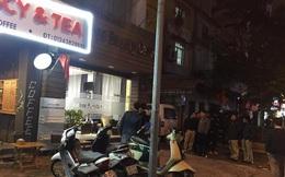 Nổ súng ngay giữa phố trung tâm Hà Nội