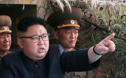 Ông Kim Jong Un đã thẩm định kế hoạch tấn công Guam bằng tên lửa đạn đạo