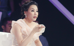 Hồ Quỳnh Hương làm giám khảo, bất ngờ gặp lại hàng xóm ở quê đi thi hát