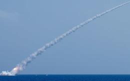 Tàu ngầm Nga phóng tên lửa hành trình nhắm mục tiêu khủng bố ở Syria