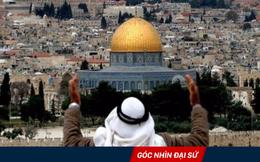 Ông Trump công nhận Jerusalem là thủ đô Israel, nước Mỹ có thể mất những gì?
