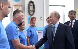 Rộ tin Putin sẽ tái tranh cử tổng thống với tư cách ứng viên độc lập