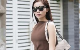 Hoa hậu Kỳ Duyên phản hồi việc đỗ xe giữa cổng chung cư