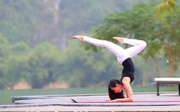 Thải độc cơ thể bằng các bài tập Yoga đơn giản