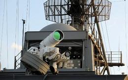 """Tàu chiến Mỹ sẽ được trang bị súng laser """"khủng"""""""