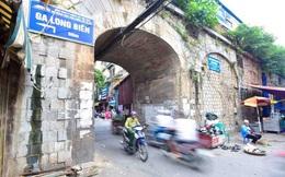 Bộ Giao thông ủng hộ phương án đục thông 127 vòm cầu đường sắt