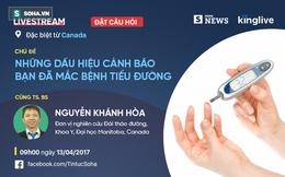 [Trực tiếp từ Canada] Ngày ăn 3 bữa, ngồi phòng lạnh, ít vận động: Nguy cơ tiểu đường đe dọa người Việt