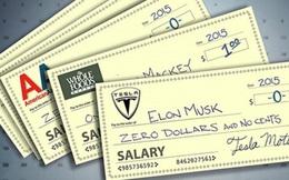 Đây là lý do khiến Bill Gates, Mark Zuckerberg chỉ nhận lương 1 USD/năm dù tạo ra công ty tỷ đô?