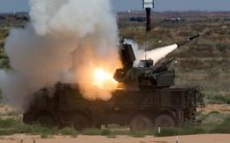 Pantsir-S1 tại Syria tốn 3 tên lửa mới hạ được 1 UAV trinh sát của Mỹ