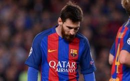 """""""Nỗi thống khổ"""" khó thấu của Messi tại Barcelona"""