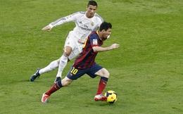 Messi và cơn khát khao cuồng nộ trước Siêu kinh điển
