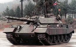 Người anh em xa của xe tăng T-55M3
