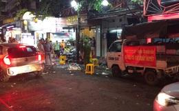 Hà Nội: Hai nhóm côn đồ hỗn chiến, nhiều hàng quán hoảng sợ đóng cửa