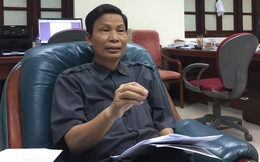"""Quyền Vụ trưởng Nguyễn Minh Mẫn: """"Tôi đang phải điều trị nhưng vẫn sẽ tổ chức họp báo"""""""